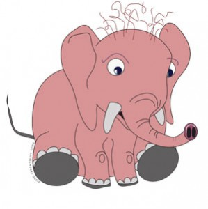 Pink Eelephant