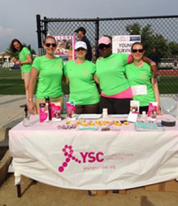 YSC Volunteers at the 2013 Congressional Women's Softball game.YSC Volunteers at the 2013 Congressional Women's Softball game.