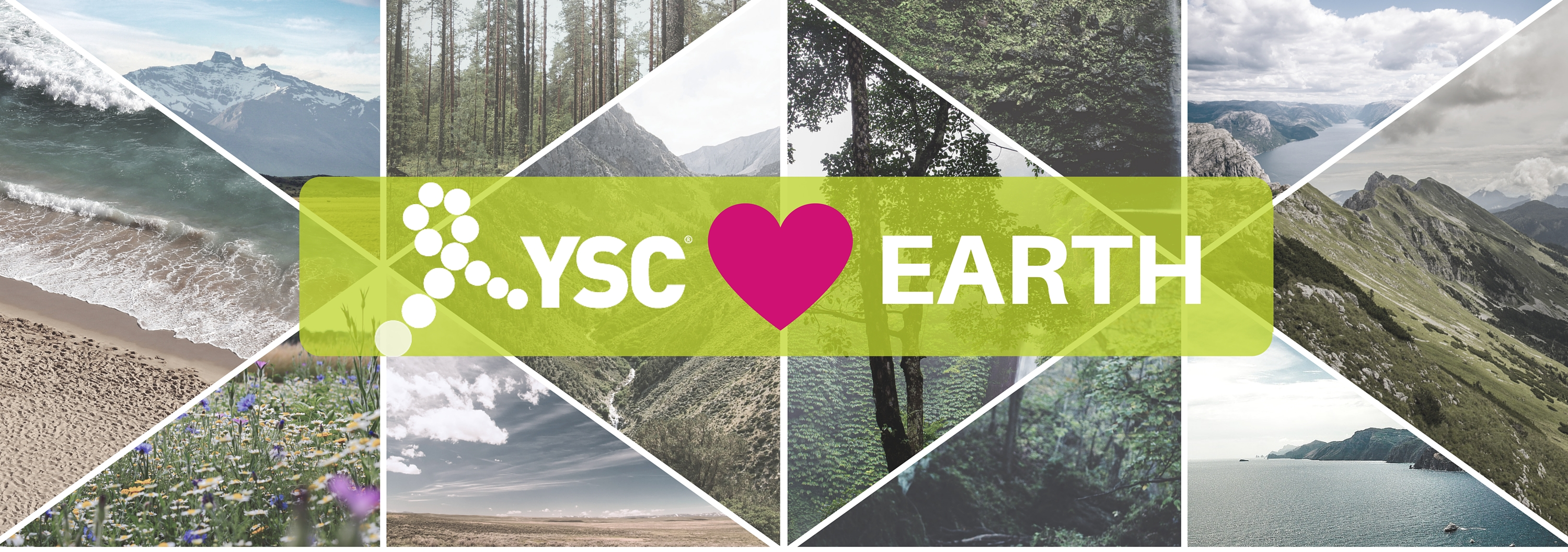 YSC hearts Earth