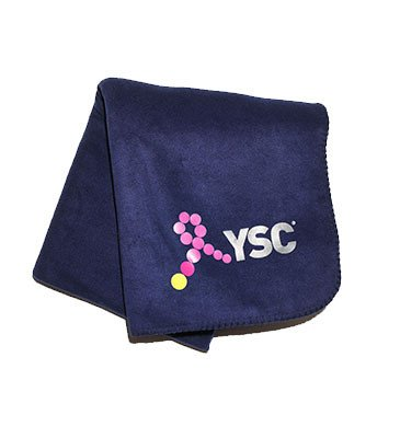 Our YSC Fleece Blanket is a perfect holiday gift