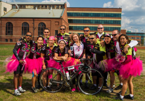 2012 Team Why We Ride