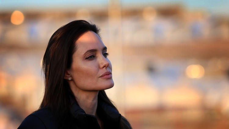 Angelina Jolie Pitt Takes Control of Her Health and You Can, Too