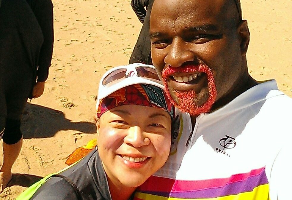 """She beat cancer by living life on her terms"" Ishiuan Ku Hargrove: 1973 – 2016"