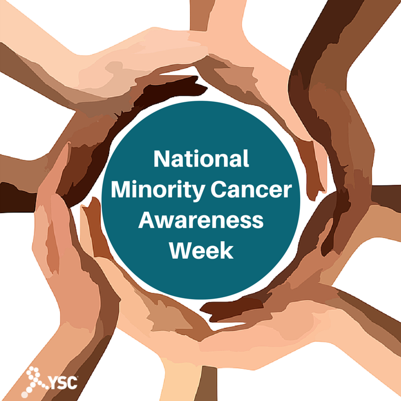 Take Action for National Minority Cancer Awareness Week