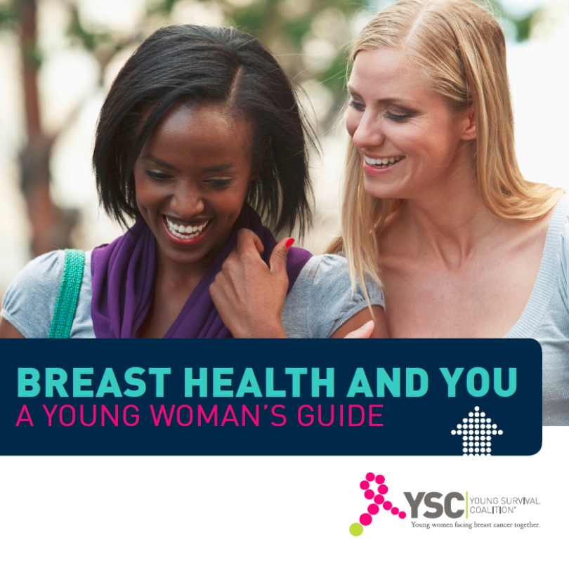 Our Breast Health and You booklet can help you understand breast health, breast cancer symptoms and risks.
