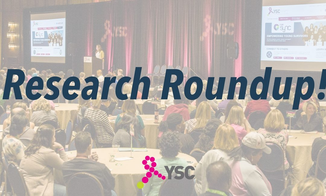 Metastatic Research Roundup