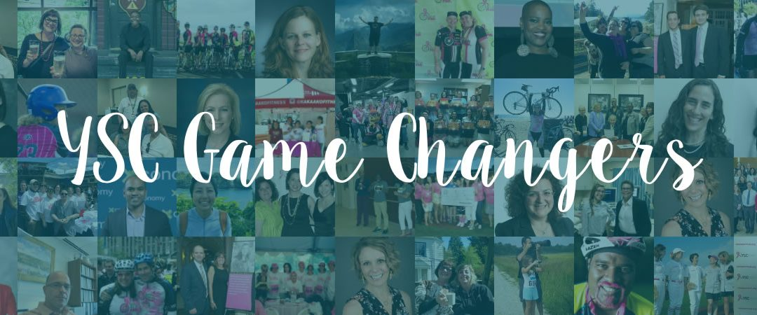 YSC Game Changers: Dr. Ann Partridge