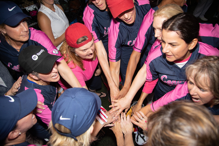 Congressional Women's Softball Game Team Members